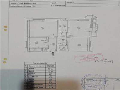 Vanzare apartament 3 camere, Vitan Mall