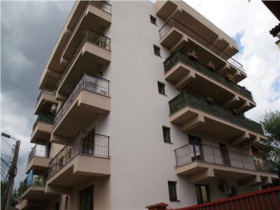 Barbu Vacarescu, bloc nou, apartament 3 camere, 113 mp, terasa 21mp