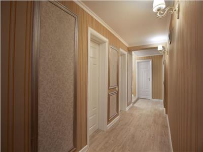 Apartament 4 camere in vila, renovat,mobilat, zona Dorobanti