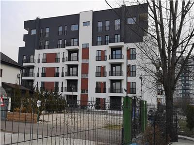 Sisesti Rezidenz Baneasa apartament 3 camere 2020 finisaje premium