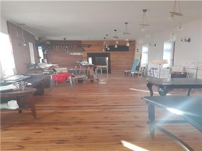 Timpuri Noi, vila pentru birouri/showroom, 125 mp, open space, curte