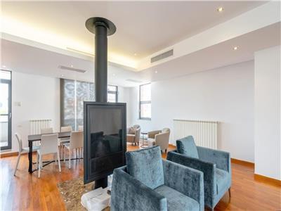 Apartament lux cu 4 camere, 312 mp, 3 terase, Dorobanti - Capitale