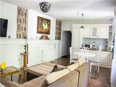 Apartament 2 camere, mobilat si utilat,Banu Manta