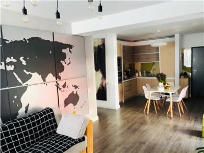 Baneasa Valletta Residence Sisesti apartament 3 camere lux 90 mp
