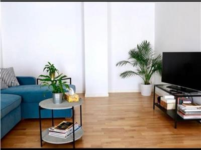 Baneasa Medicover apartament mobilat utilat 2 camere parcare subterana