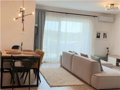 Baneasa Felicity Residence apartament 3 camere loc de parcare inclus
