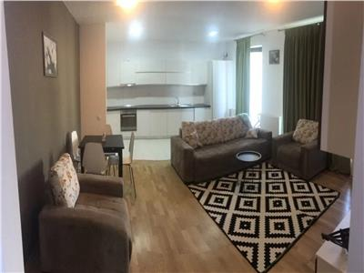 Pipera Perla Residence apartament lux 2 camere mobilat utilat parcare