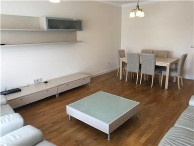 Barbu Vacarescu Emerald Residence apartament 3 camere loc de parcare