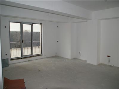 Barbu Vacarescu Kaufland apartament 3 camere cu terasa 21 mp 2019