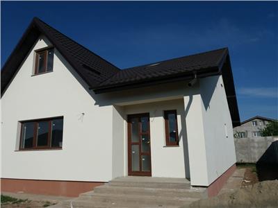 Pantelimon, casa noua, 3 camere, parter 92 mp, teren 337 mp