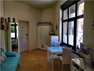 Apartament 2 camere ,mobilat si utilat,parter/S+P+2, Romana