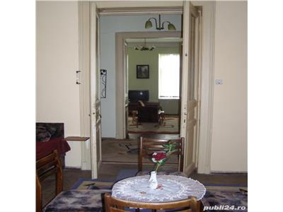 Apartament in vila, parter/P+1, zona Stirbei voda