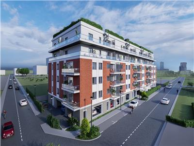 Bulevardul Pipera pod apartament 2 camere finisaje premium imobil 2020