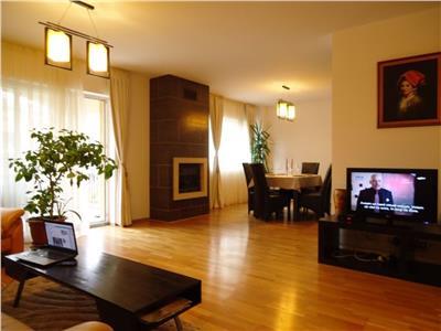 Ibiza Sol Pipera apartament premium 3 camere 128 mp bucatarie mobilata