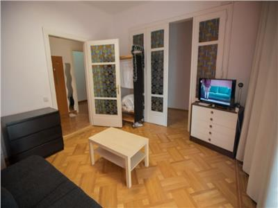 Universitate,apartament 3 camere decomandat, bloc consolidat 2011