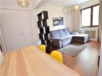 Apartament 3 camere,renovat, mobilat si utilat, Calea Victoriei