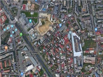 Vitan Mall, teren 290 mp, constructie existenta, toate utilitatile