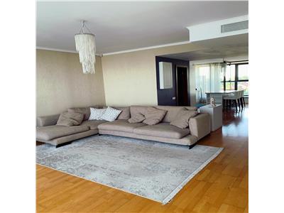 Inchiriere penthouse 4 camere, Baneasa - Sisesti, vedere superba lac