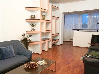 Lacul Tei apartament 3 camere, decomandat, mobilat si utilat modern
