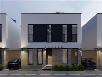 Comision 0% vila individuala P+1E cu 5 camere complex privata finalizare 2022