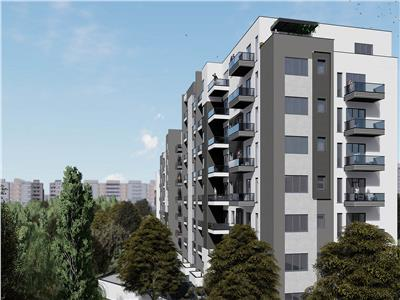 Comision 0% Green Point Basarabia 2 camere cu terasa 28 mp si vedere parc