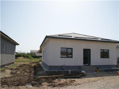 Crevedia Buftea Kaufland casa individuala 4 camere in comunitate privata