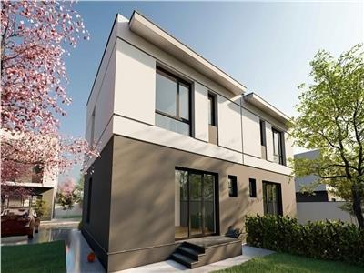 Comision 0% Complex Ivonco Residential Tunari vila tip duplex 4 camere