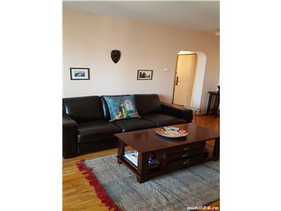 Inchiriere apartament spatios 2 cam decomandat 2 balcoane