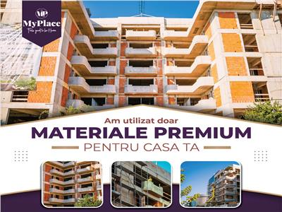 Comision 0% My Place Residence Pipera 3 camere 75,9 mp finisaje premium