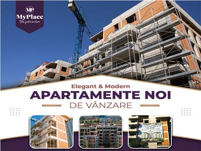 Comision 0% My Place Residence Pipera 2 camere 64,4 mp si incalzire pardoseala