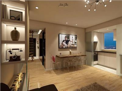 Vanzare apartament 3 camere decomandat zona Vitan (bloc nou din 2015)